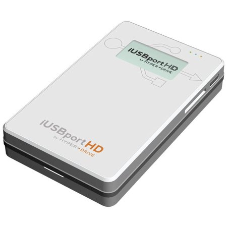HyperDrive iUSBportHD