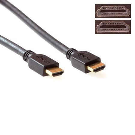 ACT 1,5 meter High Speed HDMI, Standard Quality