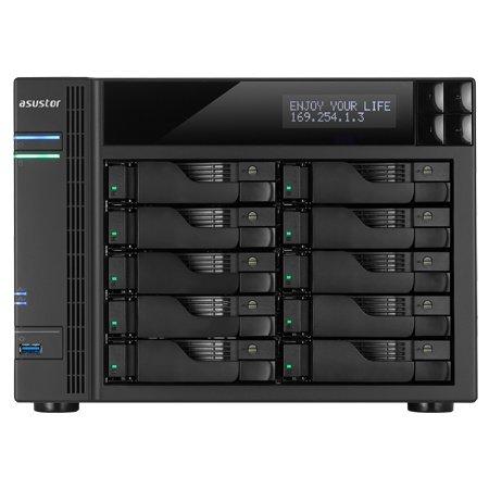 Asustor ASUS AS6210T NAS Ethernet LAN Zwart
