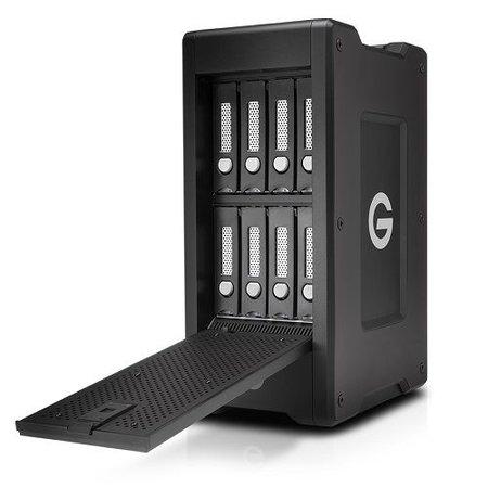 G-Technology G-Technology G-SPEED Shuttle XL 32000GB Desktop Zwart disk array
