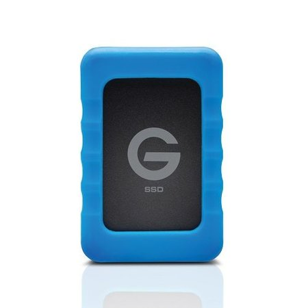 G-Technology G-Technology G-DRIVE ev RaW 500GB Zwart externeharde schijf