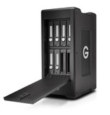 G-Technology G-Technology G-SPEED Shuttle XL 48000GB Desktop Zwart disk array