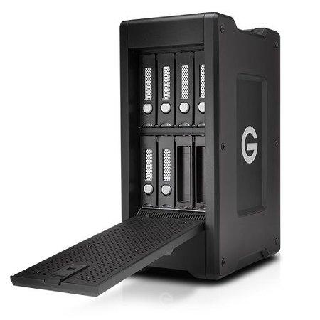 G-Technology G-Technology G-SPEED Shuttle XL 24000GB Desktop Zwart disk array