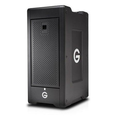 G-Technology G-Technology G-SPEED Shuttle XL 36000GB Desktop Zwart disk array