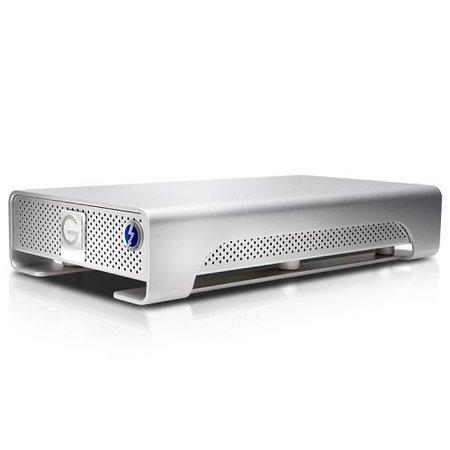 G-Technology G-Technology G-DRIVE 8000GB Zilver externeharde schijf