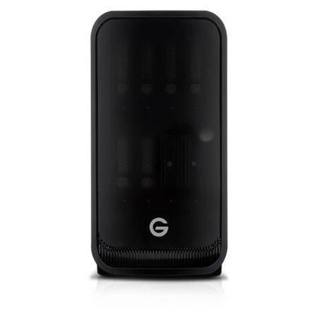 G-Technology G-Technology G-SPEED Shuttle XL 60000GB Desktop Zwart disk array
