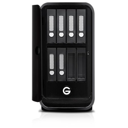 G-Technology G-SPEED Studio XL Thunderbolt 2 60TB met ev Series