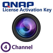 4 Channel License (LIC-CAM-NAS-4CH)