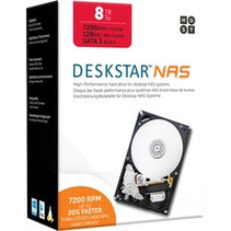 8TB Deskstar NAS H3IKNAS800012872SWW