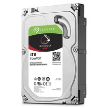 4TB Guardian IronWolf NAS (ST4000VN008)