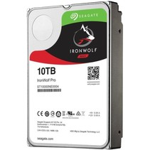 10TB Guardian IronWolf Pro NAS (ST10000NE0004)
