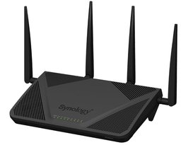 New Synology RT2600ac router