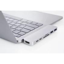 Thunderbolt 3 USB-C Hub (Silver)