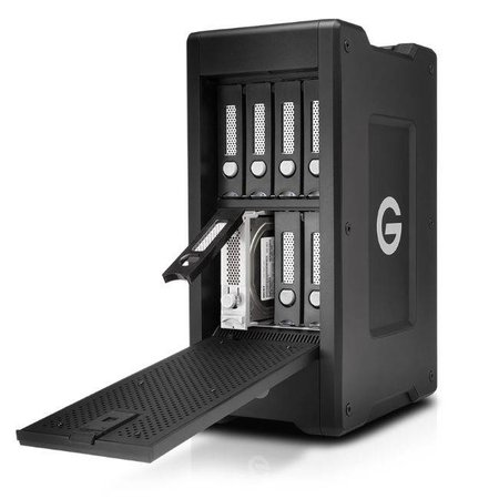 G-Technology G-SPEED Shuttle XL 64TB Thunderbolt 3