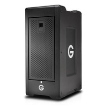 G-SPEED Shuttle XL 24TB Thunderbolt 3 met ev Series
