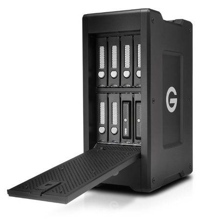 G-Technology G-SPEED Shuttle XL 72TB Thunderbolt 3 met ev Series