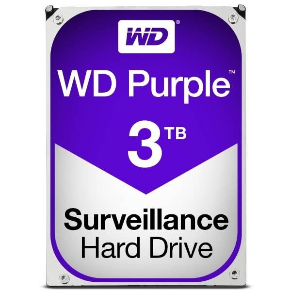 Western Digital Purple 3TB (WD30PURZ)