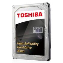 "Toshiba 8.9cm (3.5"")  4TB SATA3 N300 High-Rel.      7200 128 bulk"