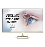 "Asus ASUS VZ27AQ 27"" Wide Quad HD IPS Mat Zwart, Goud computer monitor"