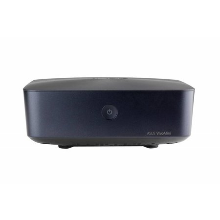 Asus ASUS VivoMini UN65U-M007M 2.70GHz i7-7500U 0.8L  maat pc Blauw Mini PC