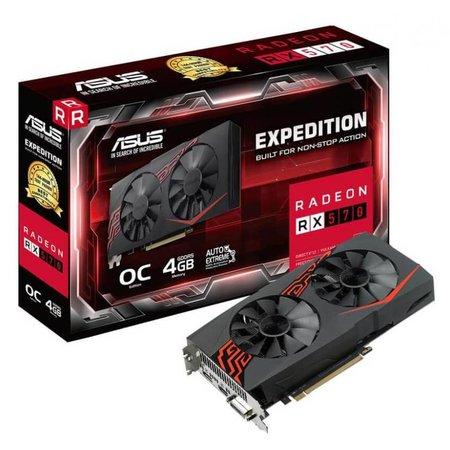 Asus ASUS EX-RX570-4G Radeon RX 570 4GB GDDR5