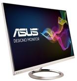 "Asus ASUS Designo MX27UC 27"" 4K Ultra HD LED Flat Zwart, Goud computer monitor"