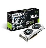 Asus ASUS DUAL-GTX1060-O6G GeForce GTX 1060 6GB GDDR5