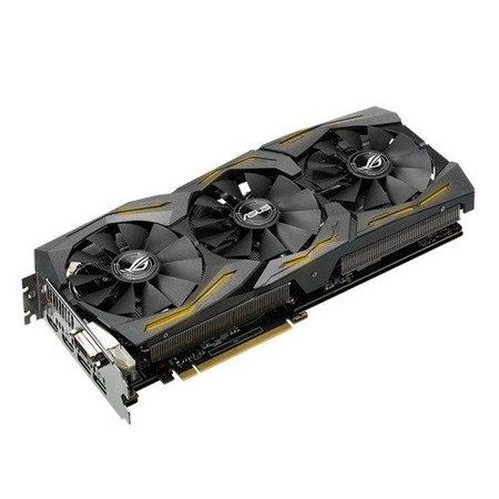 Asus ASUS ROG STRIX-GTX1060-6G-GAMING GeForce GTX 1060 6GB GDDR5