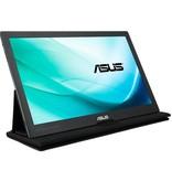 "Asus ASUS MB169C+ 15.6"" Full HD IPS Zwart, Grijs computer monitor"