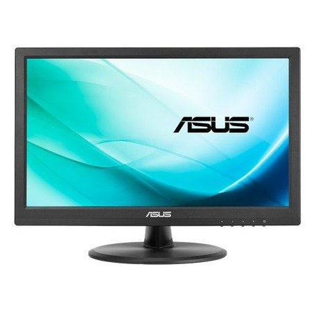 "Asus ASUS VT168N point touch monitor 15.6"" 1366 x 768Pixels Multi-touch Zwart touch screen-monitor"