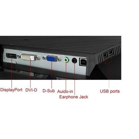 "Asus ASUS BE249QLB 23.8"" Full HD IPS Mat Zwart computer monitor"