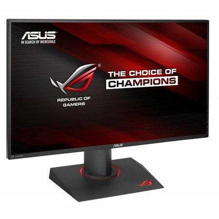 "Asus ASUS PG279Q 27"" Wide Quad HD IPS Mat Zwart computer monitor"