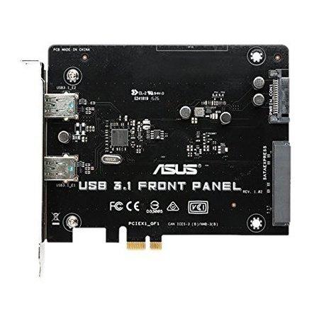 Asus ASUS 90MC03C0-M0EAY0 Intern USB 3.1 interfacekaart/-adapter