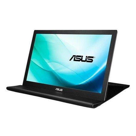 "Asus ASUS MB169B+ 15.6"" Full HD IPS Zwart, Zilver computer monitor"