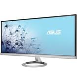 """Asus ASUS MX299Q 29"""" AH-IPS Mat Zwart, Zilver computer monitor"""