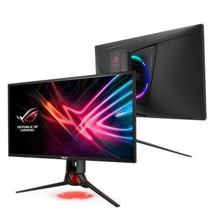 "Asus ASUS XG258Q 24.5"" Full HD LED Flat Zwart, Rood computer monitor"