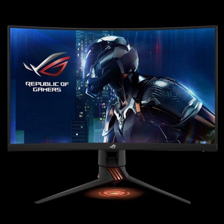 "Asus ASUS PG27VQ 27"" Wide Quad HD TN Zwart computer monitor"
