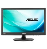"""Asus ASUS VT168H 15.6"""" 1366 x 768Pixels Multi-touch Tafelblad Zwart touch screen-monitor"""