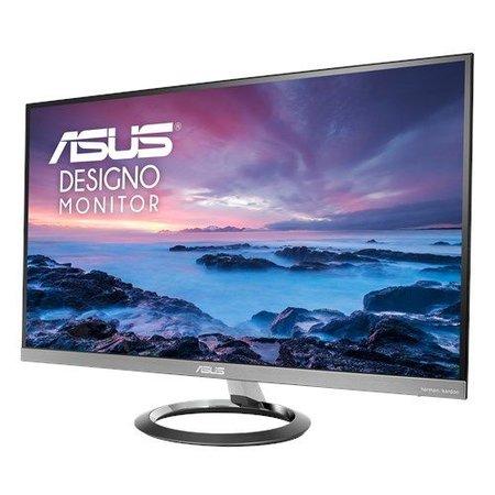 """Asus ASUS MZ27AQ 27"""" Wide Quad HD IPS Grijs computer monitor"""