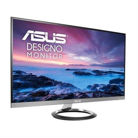 """Asus ASUS Designo MZ27AQ 27"""" Wide Quad HD LED Flat Grijs computer monitor"""