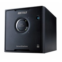 Buffalo DriveStation Quad USB3.0 with NAS HDD, 12.0TB