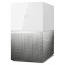 WD MyCloud Home Duo   4TB WDBMUT0040JWT NAS System extern retail
