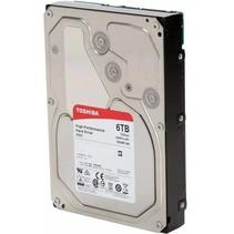 "Toshiba 8.9cm (3.5"")  6TB SATA3 X300 High-Perf.     7200 128 bulk"