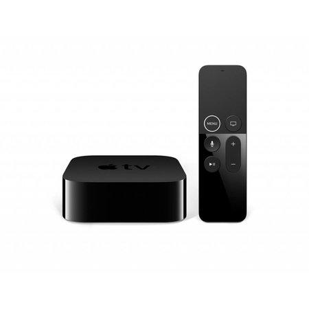 Apple Apple TV 4K 4K Ultra HD 32GB Wi-Fi Ethernet LAN Zwart