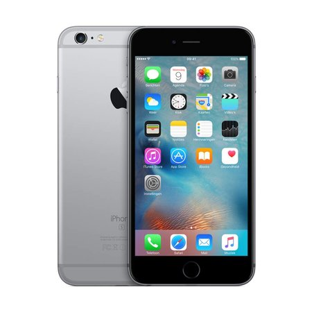 Apple Apple iPhone 6s Plus Single SIM 4G 128GB Grijs