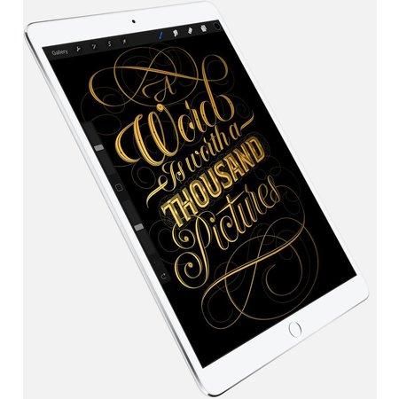 Apple Apple iPad Pro 256GB 3G 4G Zilver tablet
