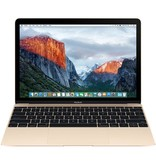 "Apple Apple MacBook 1.1GHz m5-6Y54 12"" 2304 x 1440Pixels Goud Notebook"
