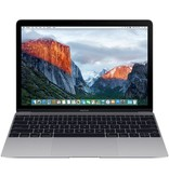 "Apple Apple MacBook 1.1GHz m5-6Y54 Intel® Core™ M 12"" 2304 x 1440Pixels Grijs Notebook"