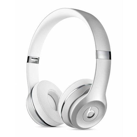 Apple Beats by Dr. Dre Beats Solo3 Wireless Hoofdband Stereofonisch Bedraad Zilver mobielehoofdtelefoon