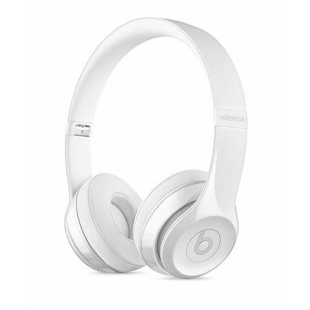 Apple Beats by Dr. Dre Beats Solo3 Wireless Hoofdband Stereofonisch Bedraad Wit mobielehoofdtelefoon